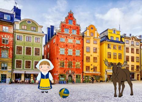 ¡Evádete con el mes de Suecia en Tropicstory!